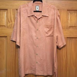 Jamaica Jaxx Silk Shirt XXL